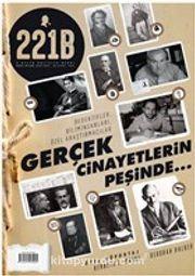 221B İki Aylık Polisiye Dergi Sayı:19 Mart-Nisan 2019