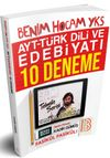 YKS AYT Türk Dili ve Edebiyatı 10 Deneme