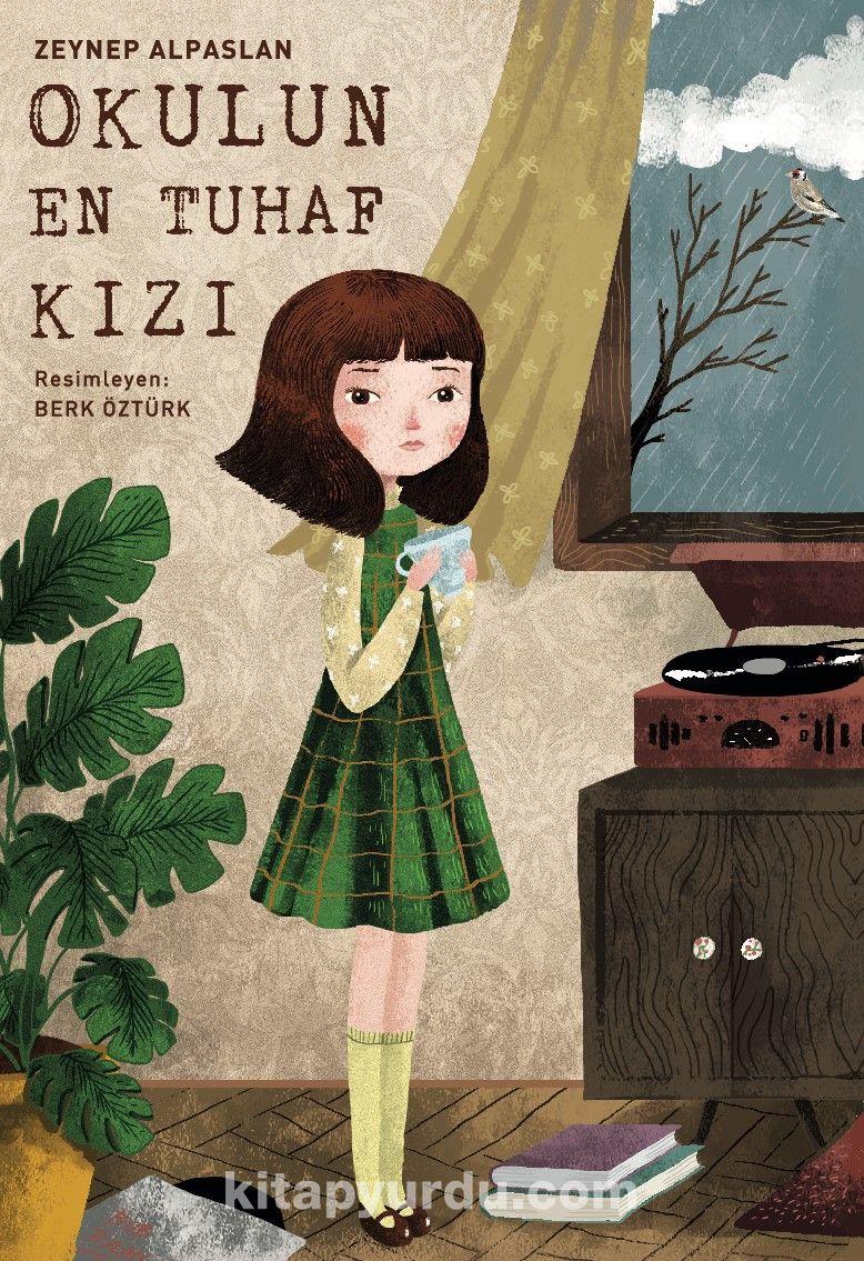 Okulun En Tuhaf Kızı - Zeynep Alpaslan pdf epub