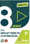 8. Sınıf T. C İnkılap Tarihi ve Atatürkçülük Konu Kitabı