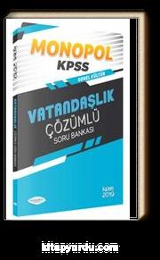 2019 KPSS Genel Kültür Vatandaşlık Çözümlü Soru Bankası