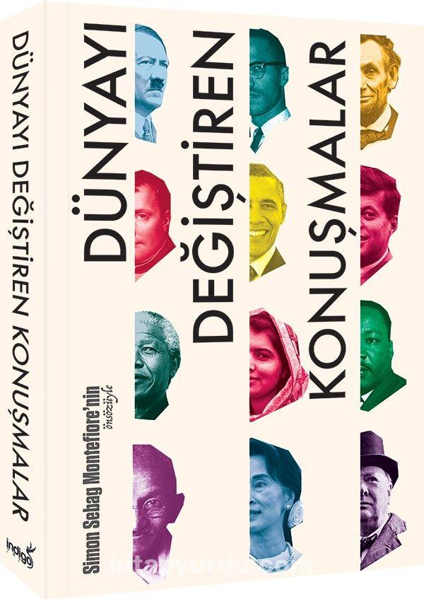 Dünyayı Değiştiren Konuşmalar - Kollektif pdf epub
