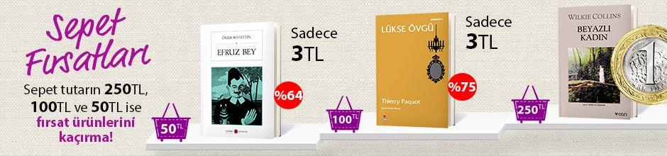 """50TL ve Üzeri Alışverişinize """"Efruz Bey"""" Sadece 3TL"""