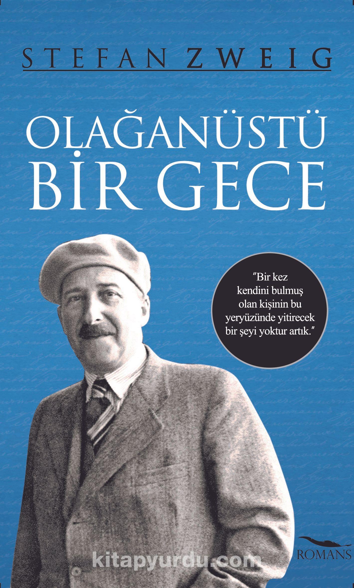 Olağanüstü Bir Gece - Stefan Zweig pdf epub