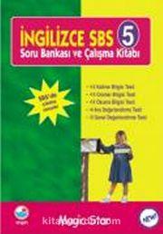 İngilizce SBS 5 Soru Bankası ve Çalışma Kitabı / Magic Star