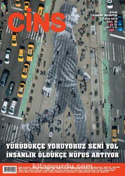 Cins Aylık Kültür Dergisi Sayı:44 Mayıs 2019