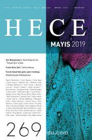Sayı:269 Mayıs 2019 Hece Aylık Edebiyat Dergisi