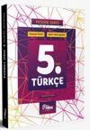 5. Sınıf Türkçe Konu Özetli Soru Bankası / Mozaik Serisi