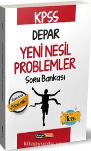 KPSS Depar Yeni Nesil Problemler Soru Bankası