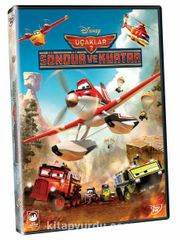 Planes 2: Fire And Resque - Uçaklar 2: Söndür ve Kurtar (Dvd)