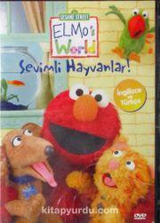 Susam Sokağı / Elmo'nun Dünyası: Sevimli Hayvanlar (Dvd)