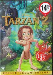 Tarzan 2 (Dvd)