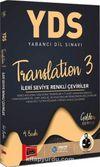 YDS Translation 3 İleri Seviye Renkli Çeviriler
