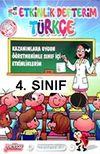 4. Sınıf Gün Gün Etkinlik Türkçe Defterim