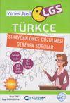 LGS Türkçe Sınavdan Önce Çözülmesi Gereken Sorular
