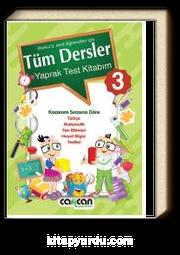 3. Sınıf  Tüm Dersler Yaprak Test Kitabım