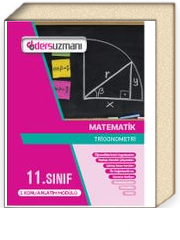 11. Sınıf  Matematik Ders Fasükülleri (7 Sayı)