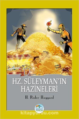Hz. Süleyman'ın Hazineleri - H. Rider Haggard pdf epub