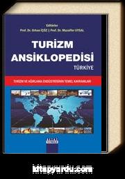 Turizm Ansiklopedisi - Türkiye (Karton Kapak) & Turizm ve Ağırlama Endüstrisinin Temel Kavramları