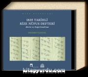 1835 Tarihli Rize Nüfus Defteri & Metin ve Değerlendirme