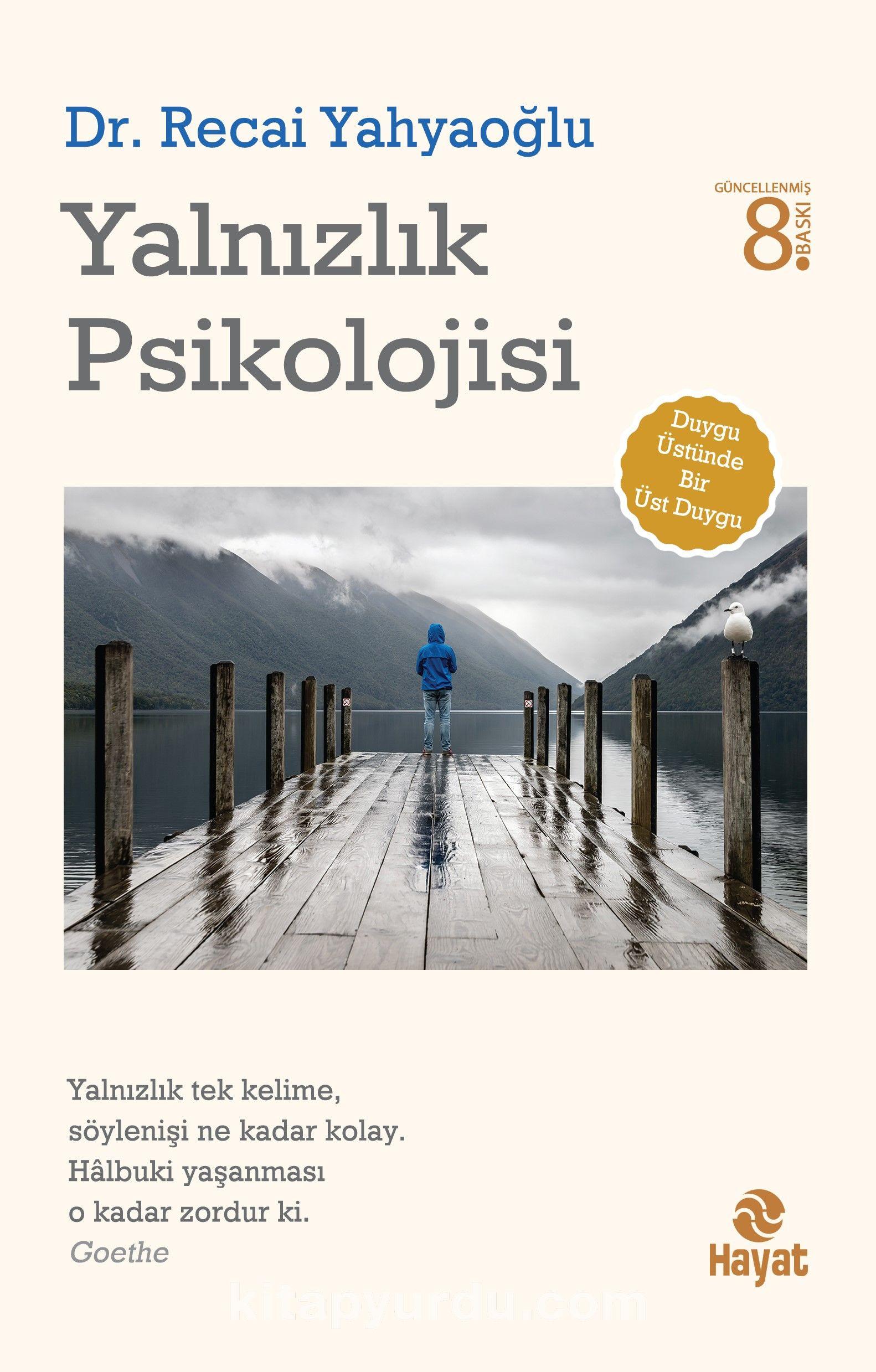 Yalnızlık Psikolojisi - Dr. Recai Yahyaoğlu pdf epub
