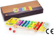 Montessori Ahşap Zeka Oyunları / w-Xylophone