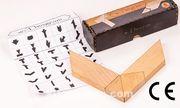 Montessori Ahşap Zeka Oyunları / w-Thingram / T Tangram