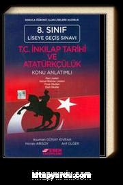 8. Sınıf LGS T.C. İnkılap Tarihi ve Atatürkçülük Konu Anlatımlı