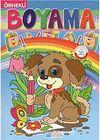 Örnekli Boyama Köpek