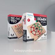 Dümen Oyunu Tic Tac Toe Oyunu (5260)
