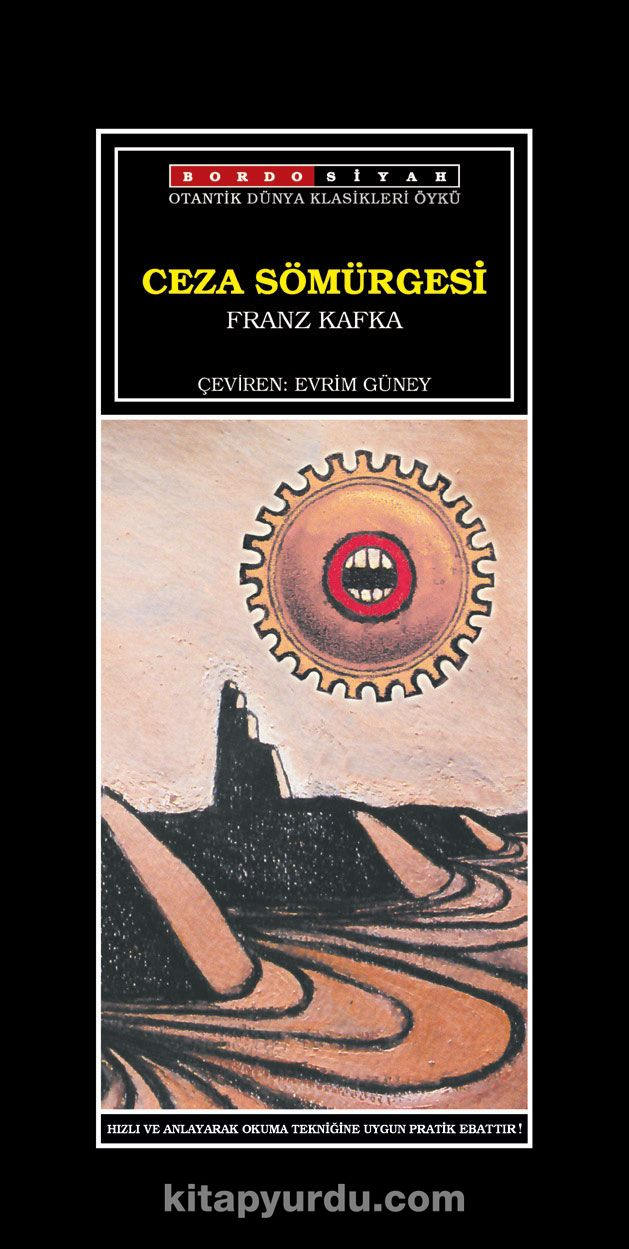 Ceza Sömürgesi - Franz Kafka pdf epub