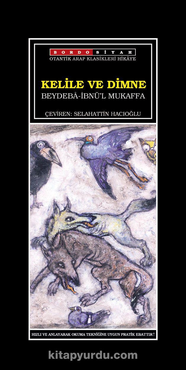 Kelile ve Dimne - Beydeba pdf epub