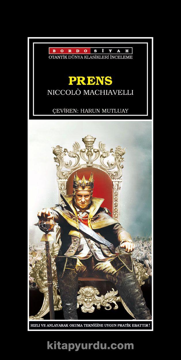 Prens - Niccolo Machiavelli pdf epub