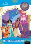 Disney Alaaddin Harika Dostlar Boyama Kitabı
