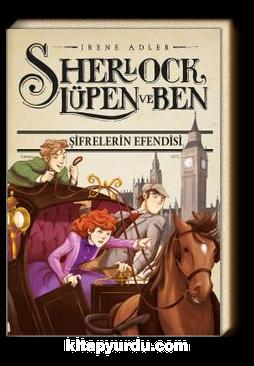 Sherlock Lupen ve Ben 10 / Şifrelerin Efendisi