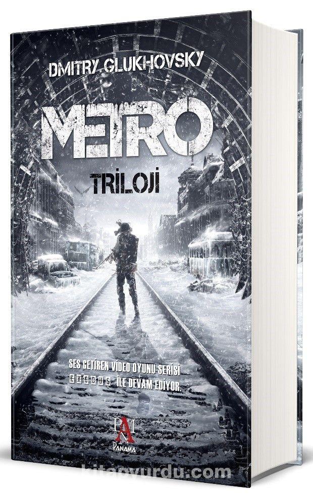 Metro Triloji (Ciltli Özel Baskı) - Dmitry Glukhovsky pdf epub