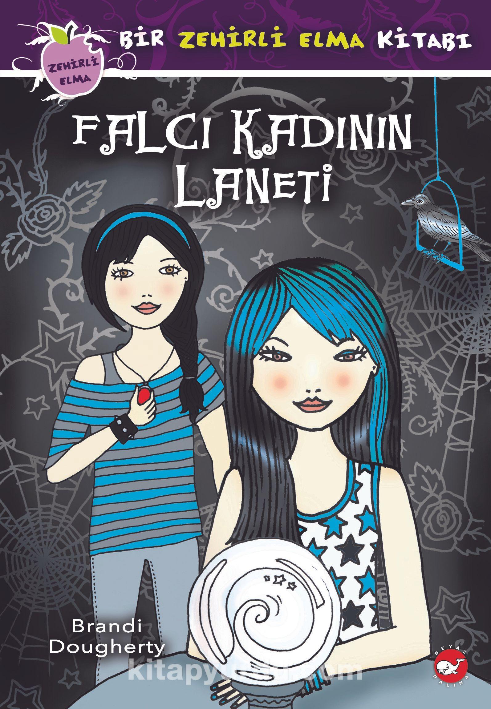Falcı Kadının Laneti - Brandi Dougherty pdf epub