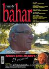 Berfin Bahar Aylık Kültür Sanat ve Edebiyat Dergisi Mayıs 2019 Sayı:255