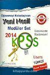 2014 KPSS Genel Yetenek - Türkçe Öğrenmeyi Kolaylaştıran Yeni Nesil Modüler Set