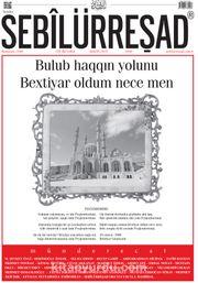 Sebilürreşad Dergisi Sayı:1040 Mayıs  2019