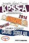 2014 KPSS A Hukuk 2006-2013 Tamamı Çözümlü Çıkmış Sorular