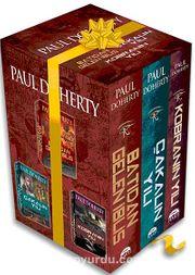 Mısır Üçlemesi Seti - Paul Doherty (3 Kitap-Kutulu)