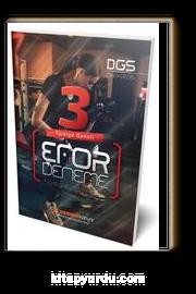 DGS 3lü Türkiye Geneli Efor Deneme (Tamamı Çözümlü)