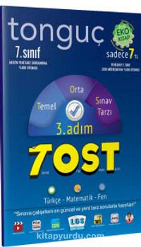 7. Sınıf Tost 3. Adım - Kollektif pdf epub