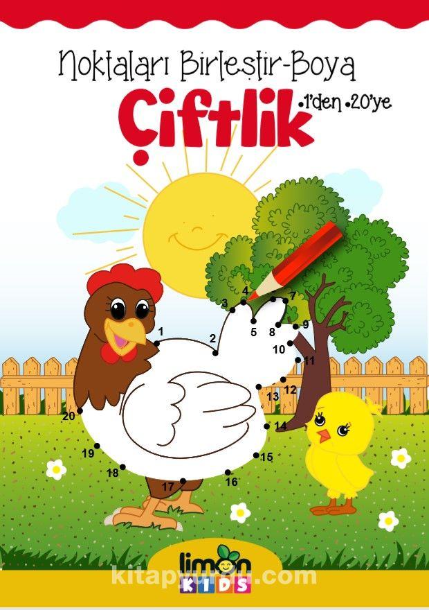 Noktaları Birleştir-Boya Çiftlik - Kollektif pdf epub