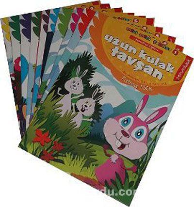 Mini Mini Fabllar Seti (10 Kitap Takım) (1. ve 2. Sınıflar İçin) - Fatma Işık pdf epub