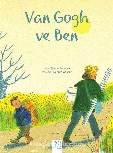 Van Gogh ve Ben Shane Peacock - Shane Peacock pdf epub