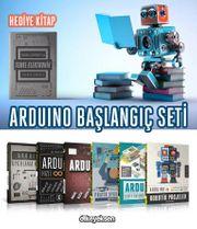 Arduino Başlangıç Seti (7 Kitap 6+1)