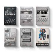Robotik ve Elektronik Eğitim Seti (6 Kitap)