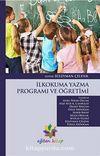 İlkokuma Yazma Programı ve Öğretimi